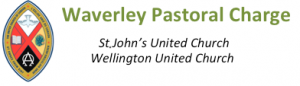 Waverley Pastoral Charge Logo