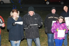 Wellington Choir Carollers